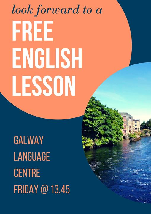 Free afternoon lessons available tomorrow 23/03/18 @13.45. Three levels are on offer - Pre-intermediate, Intermediate & Upper intermediate! Take advantage of them and join for free!!! Spread the word and share this post with your friends!