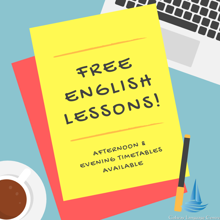 Free afternoon English lessons available on Friday 21st September @13.45. Three levels are on offer - Pre - Intermediate, Intermediate & Upper Intermediate! Take advantage of them and join for free!!! Spread the word and share this post with your friends!