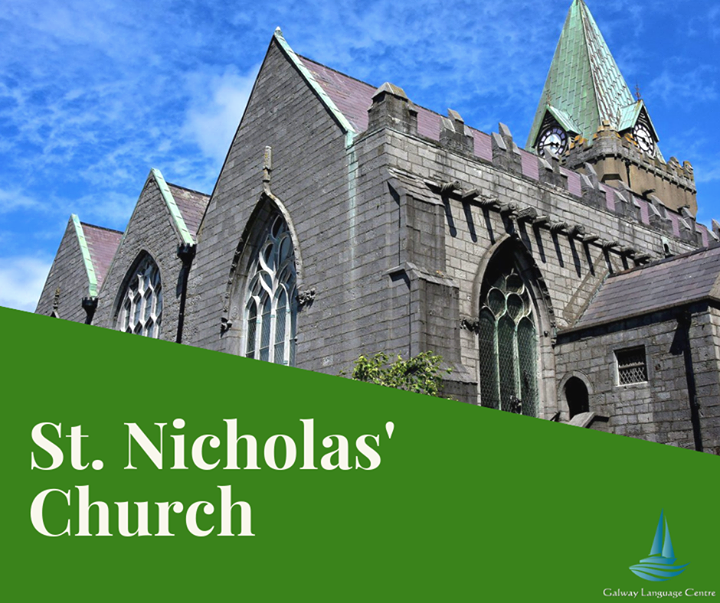 If you are exploring the Galway market at the weekend, why not pop in to St. Nicholas' Church right beside it? It's located right in the middle of the medieval centre of Galway city and is definintely worth a look! You can see a unique triple nave, fascinating carvings, gargoyles and stained glass windows. The church plays host to a number of concerts throughout the year and provides an incredible atmosphere and amazing acoustics for all their events.